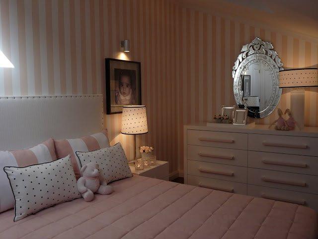 Projeto Novo: O quarto da Luisinha…Luisas's Bedroom