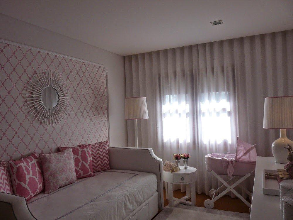 Projeto Novo: O quarto da Maria Leonor…