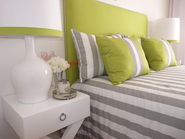 Restyling de uma casa de Verão: os quartos!