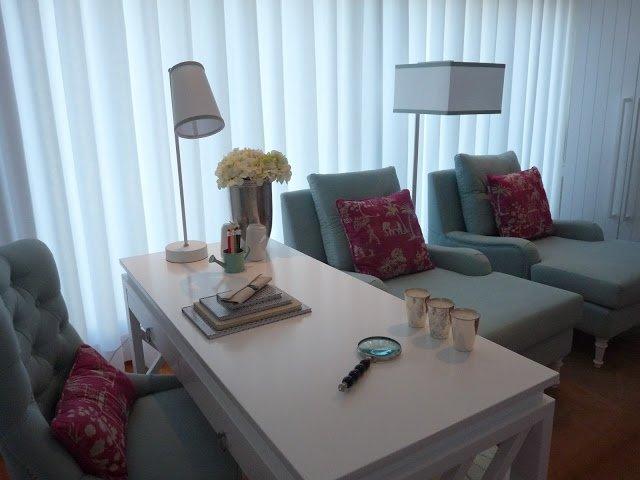 Projeto Novo: Home Office em Aqua…