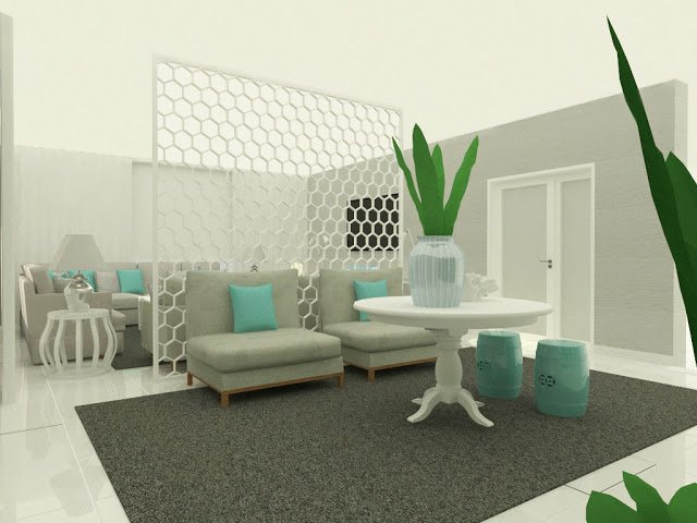 Read more about the article Projeto Novo:  o 3D da sala nova do C.