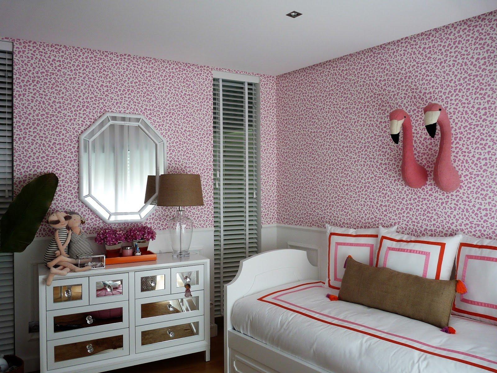 O quarto da nossa Sofia.