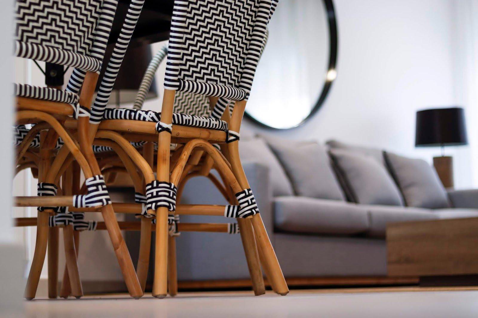 Projeto Novo: Apartamento a preto e branco!