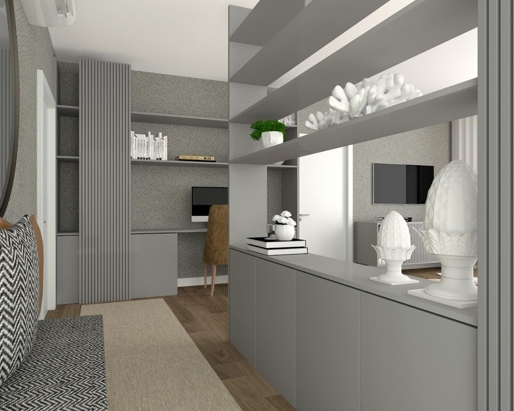 Projeto Novo: Uma sala multifacetada!