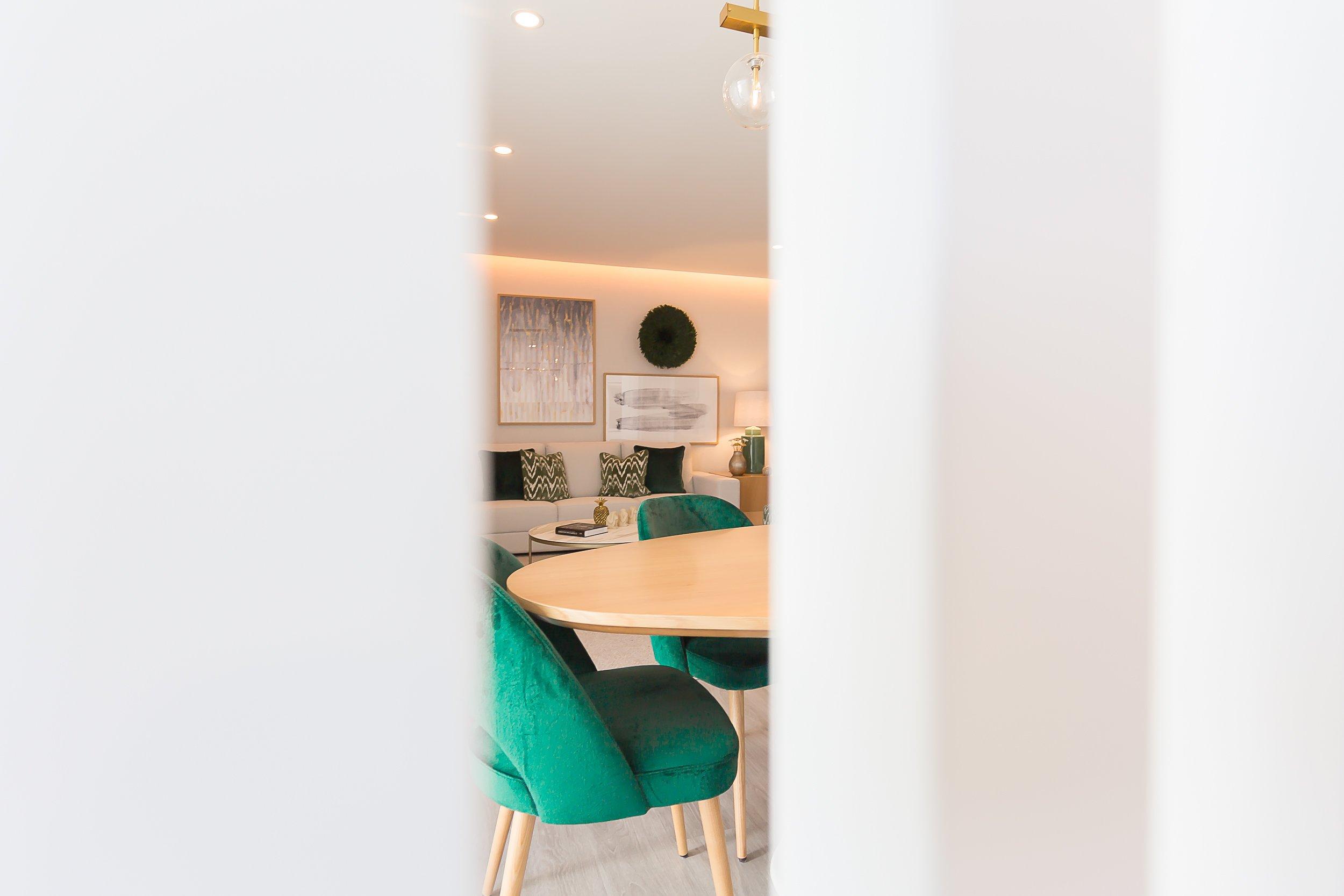 Projeto Novo: O apartamento da nossa A.